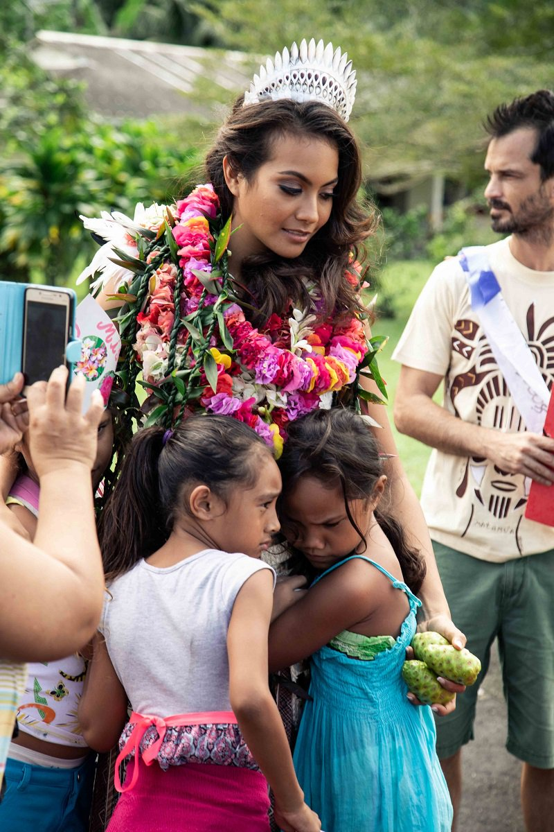 Miss Tahiti SOS Children's Village