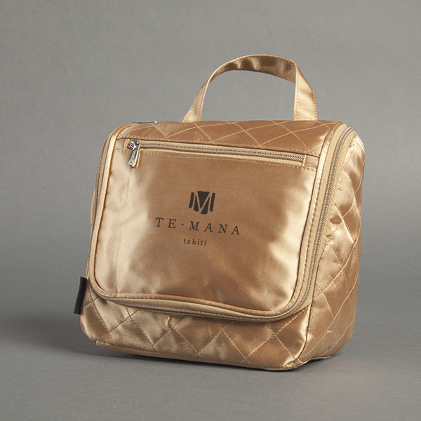 Gold TeMana Travel Bag Photo