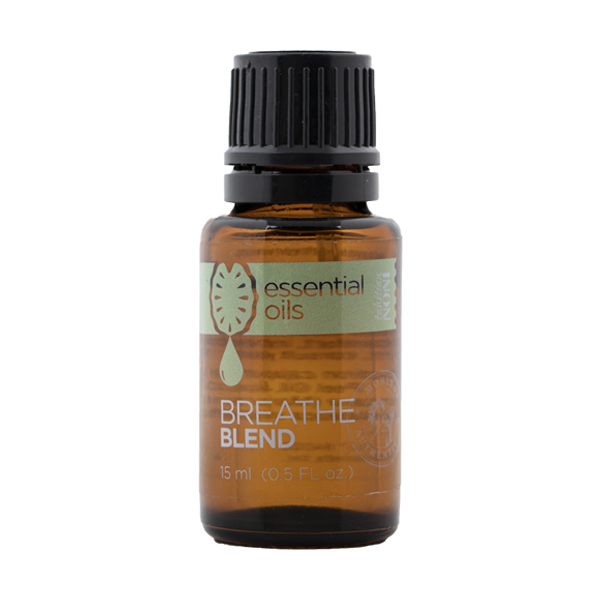 Essential Oils Breathe Blend Photo