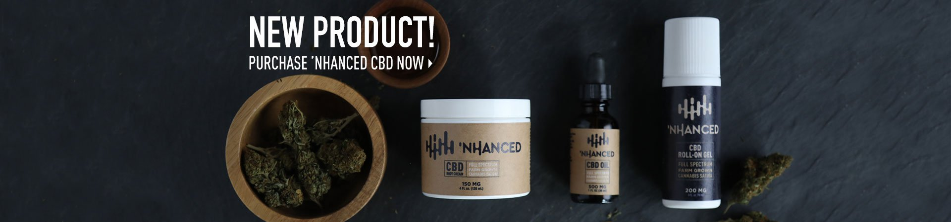 CBD Available now