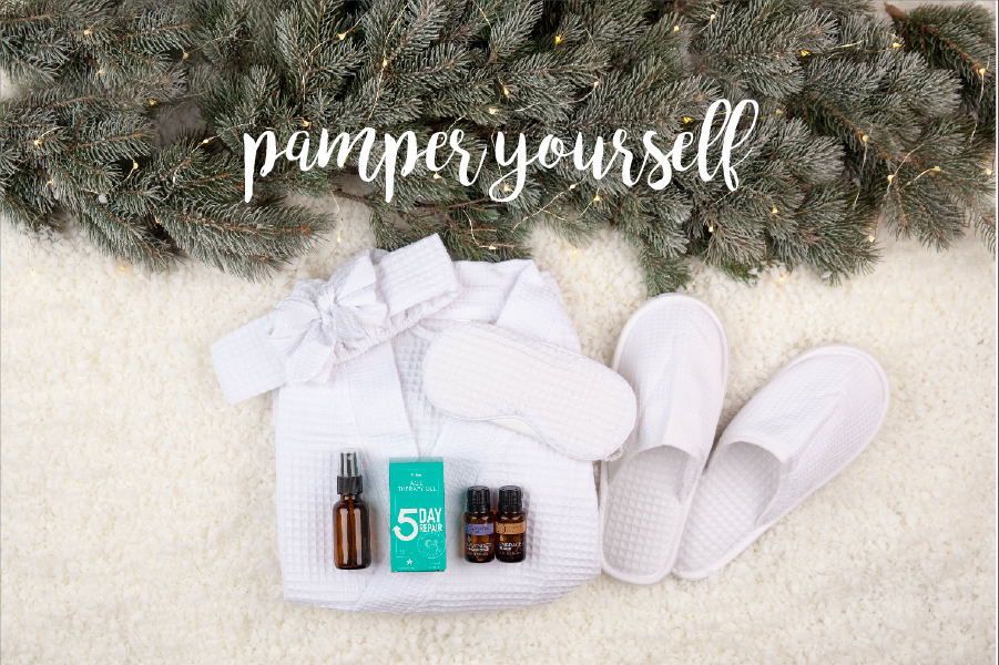 Pamper Yourself spa pack