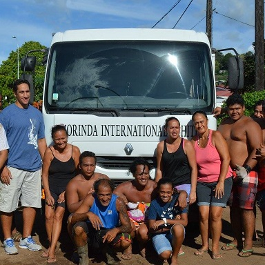 Morinda Assists Tahitian Families in Flooding Crisis article image
