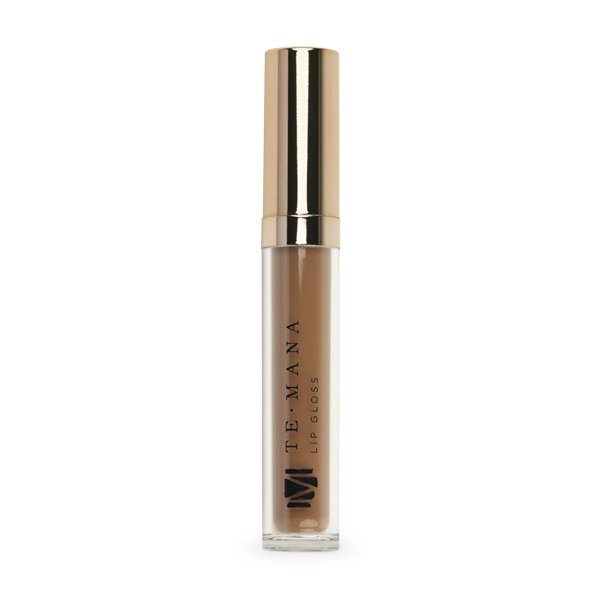 TeMana Lip Gloss (Tahitian Tan) Photo
