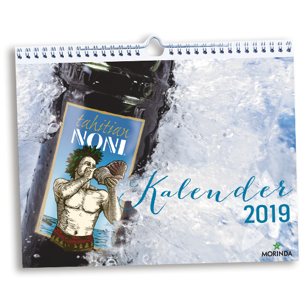 Morinda Bildkalender 2019 Photo