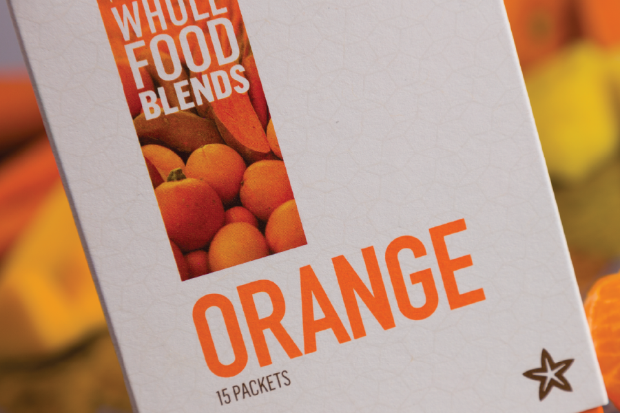 Whole Food Blends Orange