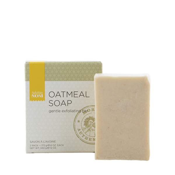 Tahitian Noni Oatmeal Soap Photo
