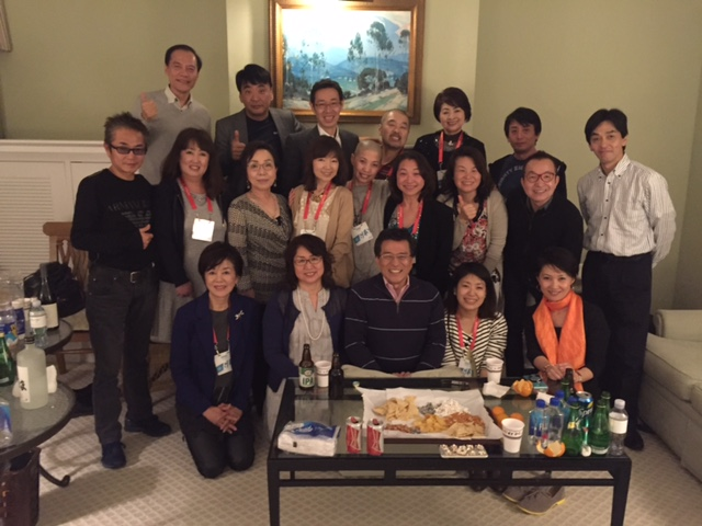 Japanese ILCs at GLS