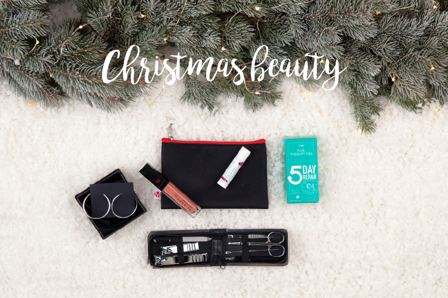 Christmas Beauty sales event