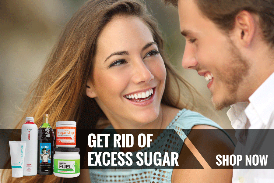 Get rid of excess sugar