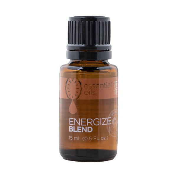 Essential Oils Energize Blend Photo