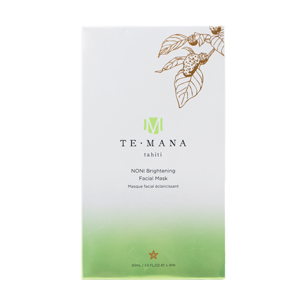 TeMana Brightening Facial Mask Photo