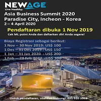 Pendaftaran ABS 2020 dibuka 1 November 2019 article image