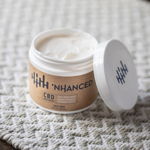 'NHANCED CBD Body Cream — An Inside Look article image