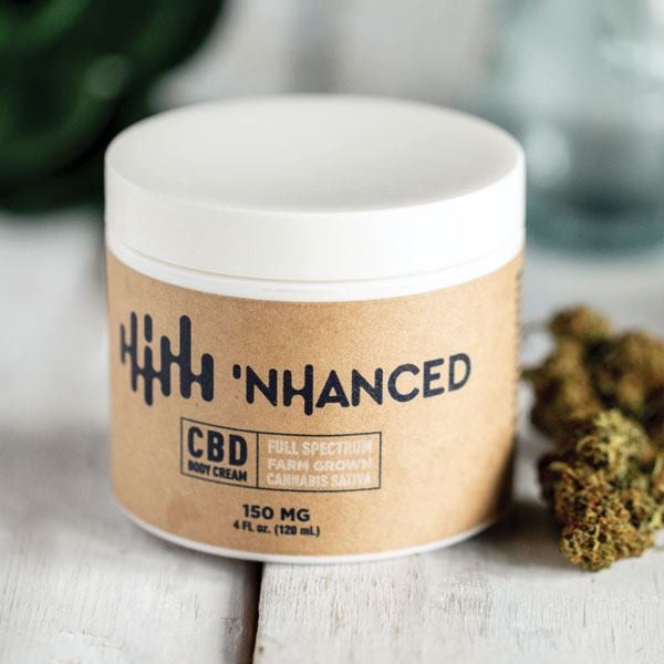 'NHANCED CBD Body Cream Photo