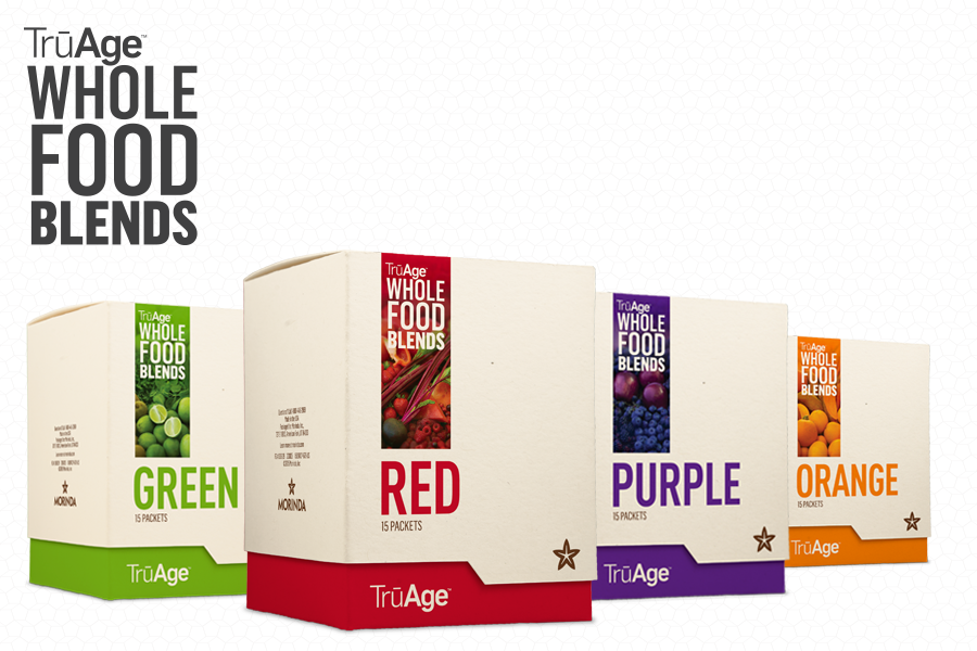 Whole Food Blends