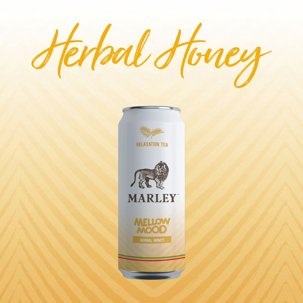 Marley Mellow Mood Relaxation Tea ‑ Herbal Honey Photo