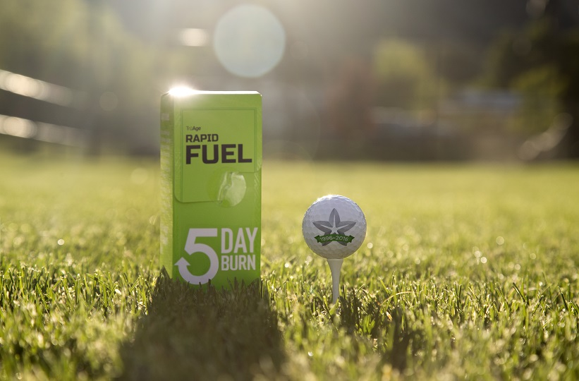 Golf ball and Rapid Fuel bundle