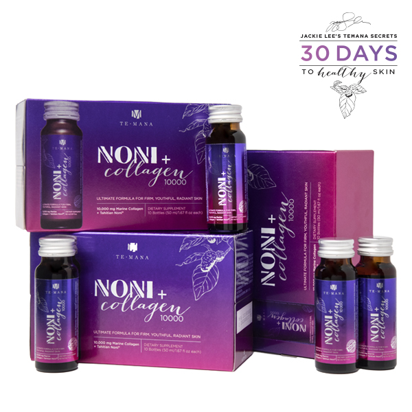 Jackie Lee's TeMana Secrets: 30 Days to Healthy Skin Challenge Pack Photo