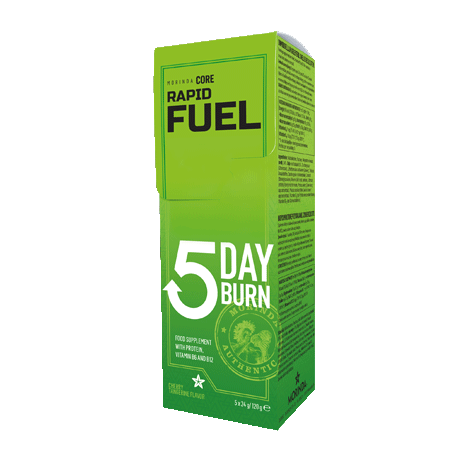 Rapid Fuel 5 Day Burn Photo