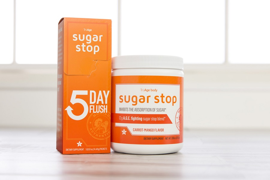 Sugar Stop and 5-Day Flush
