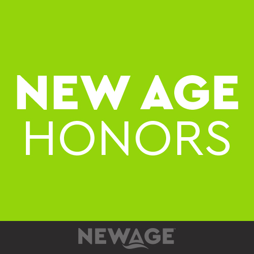 New Age Honors - Week of September 20 article image