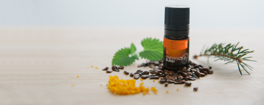 Tahitian Noni Essential Oils Energize Blend