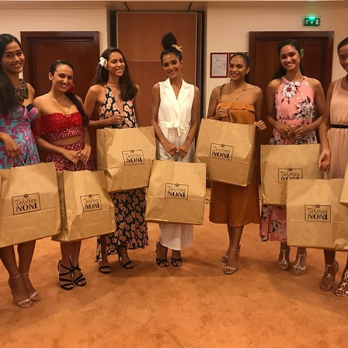 Morinda preparing contestants for upcoming Miss Tahiti pageant article image