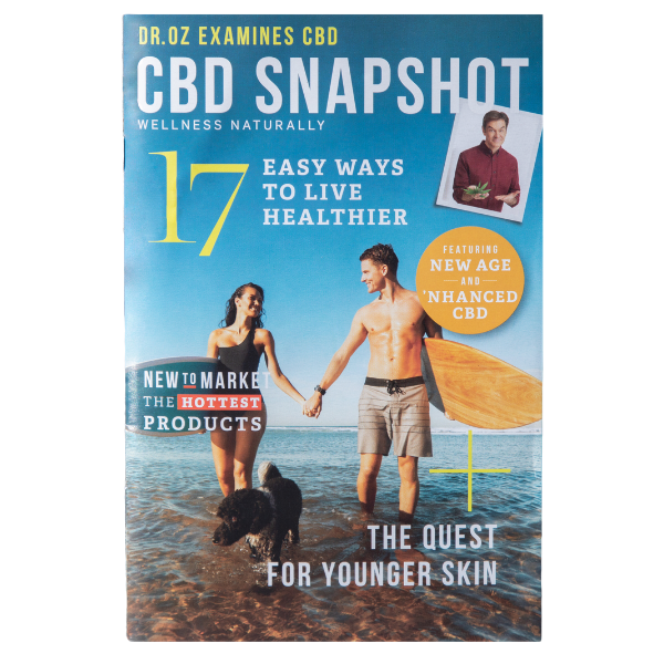 CBD Snapshot Magazine ‑ 25 PK Photo