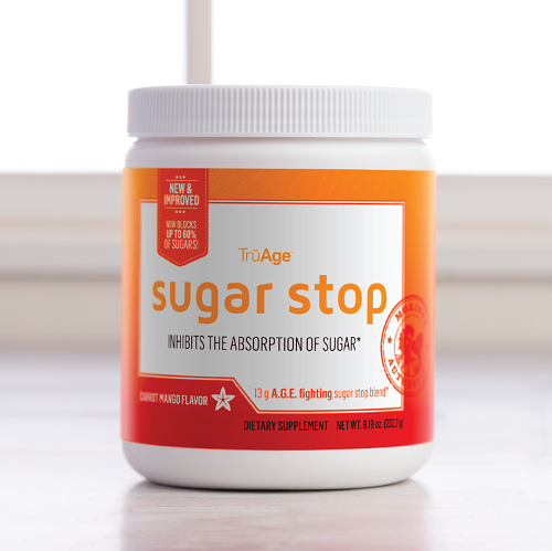 Sugar Stop now blocks 20 percent more sugar absorption article image