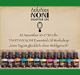 Tahitian Noni Essential Oils - Workshop article image