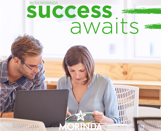 Morinda Success path article image