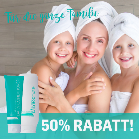 Dein Deal: 50% Rabatt auf Conditioner und Body Wash Photo