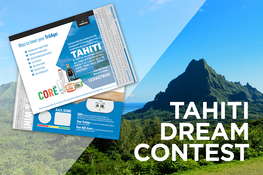 Tahiti Dream contest