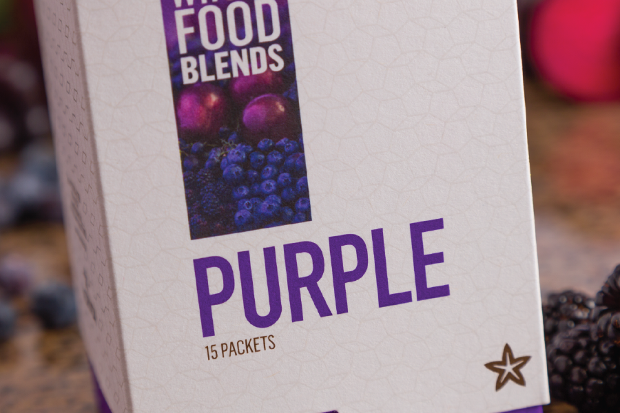 Whole Food Blends Purple