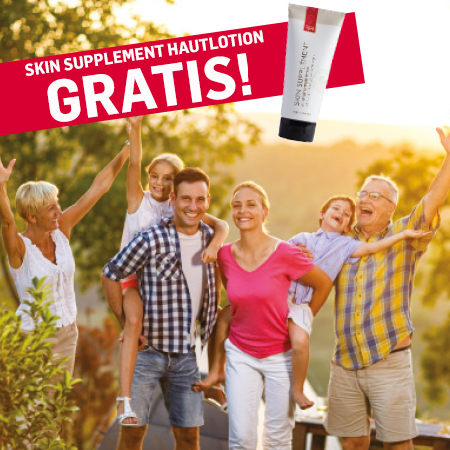 Dein Deal: Skin Supplement GRATIS Photo