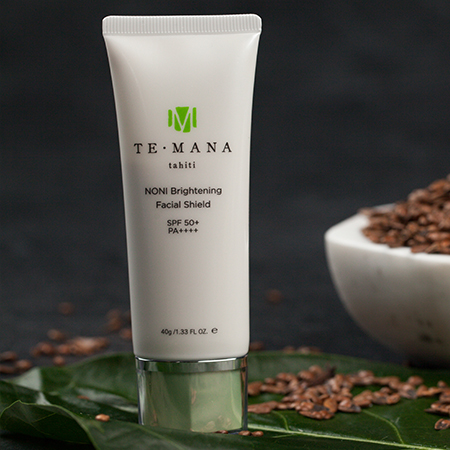 TeMana Facial Shield SPF50+ Photo