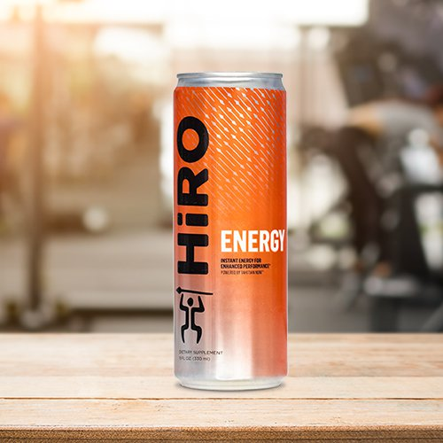 Hello Hiro! Your favorite energy drink is back! article image
