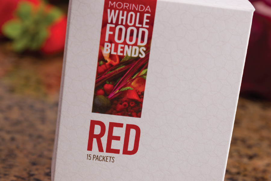 Whole Food Blends Red